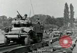 Image of 3rd Armored Division France, 1944, second 56 stock footage video 65675022020
