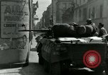 Image of French soldiers Paris France, 1944, second 24 stock footage video 65675022021