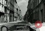 Image of French soldiers Paris France, 1944, second 50 stock footage video 65675022021
