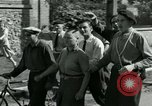 Image of woman collaborator Paris France, 1944, second 8 stock footage video 65675022025