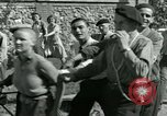 Image of woman collaborator Paris France, 1944, second 9 stock footage video 65675022025