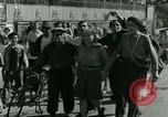 Image of woman collaborator Paris France, 1944, second 11 stock footage video 65675022025