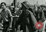 Image of woman collaborator Paris France, 1944, second 17 stock footage video 65675022025