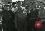 Image of woman collaborator Paris France, 1944, second 18 stock footage video 65675022025
