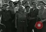 Image of woman collaborator Paris France, 1944, second 19 stock footage video 65675022025