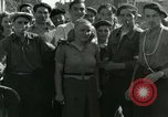 Image of woman collaborator Paris France, 1944, second 20 stock footage video 65675022025
