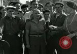 Image of woman collaborator Paris France, 1944, second 22 stock footage video 65675022025