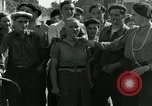 Image of woman collaborator Paris France, 1944, second 23 stock footage video 65675022025