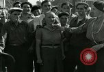 Image of woman collaborator Paris France, 1944, second 25 stock footage video 65675022025