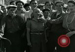 Image of woman collaborator Paris France, 1944, second 26 stock footage video 65675022025