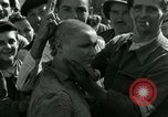 Image of woman collaborator Paris France, 1944, second 41 stock footage video 65675022025