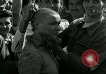 Image of woman collaborator Paris France, 1944, second 44 stock footage video 65675022025