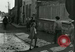Image of woman collaborator Paris France, 1944, second 46 stock footage video 65675022025
