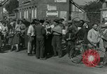 Image of woman collaborator Paris France, 1944, second 56 stock footage video 65675022025