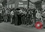 Image of woman collaborator Paris France, 1944, second 57 stock footage video 65675022025