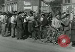 Image of woman collaborator Paris France, 1944, second 60 stock footage video 65675022025