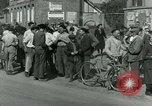 Image of woman collaborator Paris France, 1944, second 61 stock footage video 65675022025