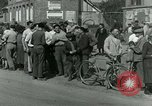 Image of woman collaborator Paris France, 1944, second 62 stock footage video 65675022025
