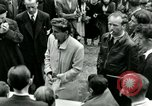 Image of women collaborator Paris France, 1944, second 7 stock footage video 65675022027