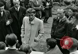 Image of women collaborator Paris France, 1944, second 10 stock footage video 65675022027