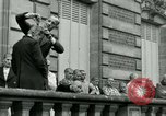 Image of women collaborator Paris France, 1944, second 20 stock footage video 65675022027