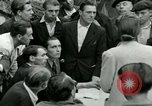 Image of women collaborator Paris France, 1944, second 24 stock footage video 65675022027