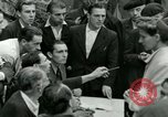 Image of women collaborator Paris France, 1944, second 27 stock footage video 65675022027
