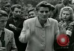 Image of women collaborator Paris France, 1944, second 32 stock footage video 65675022027