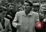 Image of women collaborator Paris France, 1944, second 33 stock footage video 65675022027