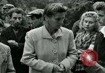Image of women collaborator Paris France, 1944, second 37 stock footage video 65675022027