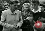 Image of women collaborator Paris France, 1944, second 40 stock footage video 65675022027