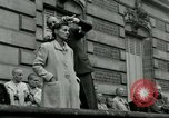Image of women collaborator Paris France, 1944, second 53 stock footage video 65675022027