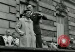 Image of women collaborator Paris France, 1944, second 54 stock footage video 65675022027