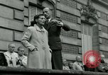 Image of women collaborator Paris France, 1944, second 55 stock footage video 65675022027