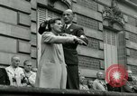 Image of women collaborator Paris France, 1944, second 56 stock footage video 65675022027