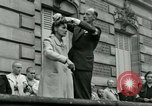 Image of women collaborator Paris France, 1944, second 58 stock footage video 65675022027