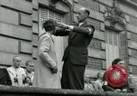 Image of women collaborator Paris France, 1944, second 60 stock footage video 65675022027