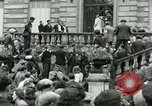 Image of women collaborator Paris France, 1944, second 62 stock footage video 65675022027