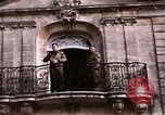 Image of French chateaux Negreville Normandy France, 1944, second 8 stock footage video 65675022050