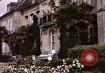 Image of French chateaux Negreville Normandy France, 1944, second 16 stock footage video 65675022050