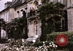 Image of French chateaux Negreville Normandy France, 1944, second 19 stock footage video 65675022050