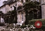 Image of French chateaux Negreville Normandy France, 1944, second 20 stock footage video 65675022050