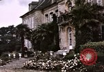 Image of French chateaux Negreville Normandy France, 1944, second 26 stock footage video 65675022050