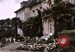Image of French chateaux Negreville Normandy France, 1944, second 27 stock footage video 65675022050