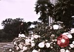Image of French chateaux Negreville Normandy France, 1944, second 34 stock footage video 65675022050