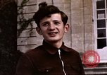 Image of French chateaux Negreville Normandy France, 1944, second 38 stock footage video 65675022050