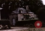 Image of French chateaux Negreville Normandy France, 1944, second 43 stock footage video 65675022050