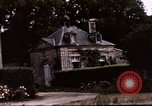 Image of French chateaux Negreville Normandy France, 1944, second 45 stock footage video 65675022050