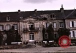 Image of French chateaux Negreville Normandy France, 1944, second 55 stock footage video 65675022050