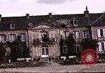 Image of French chateaux Negreville Normandy France, 1944, second 56 stock footage video 65675022050